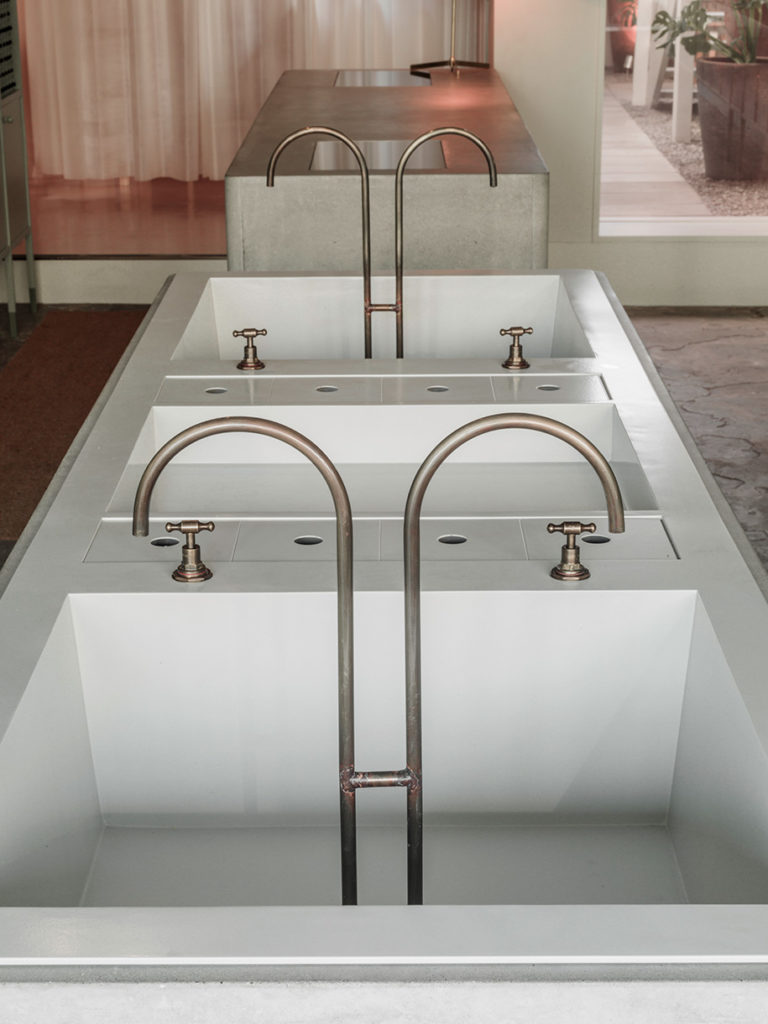 custom tap