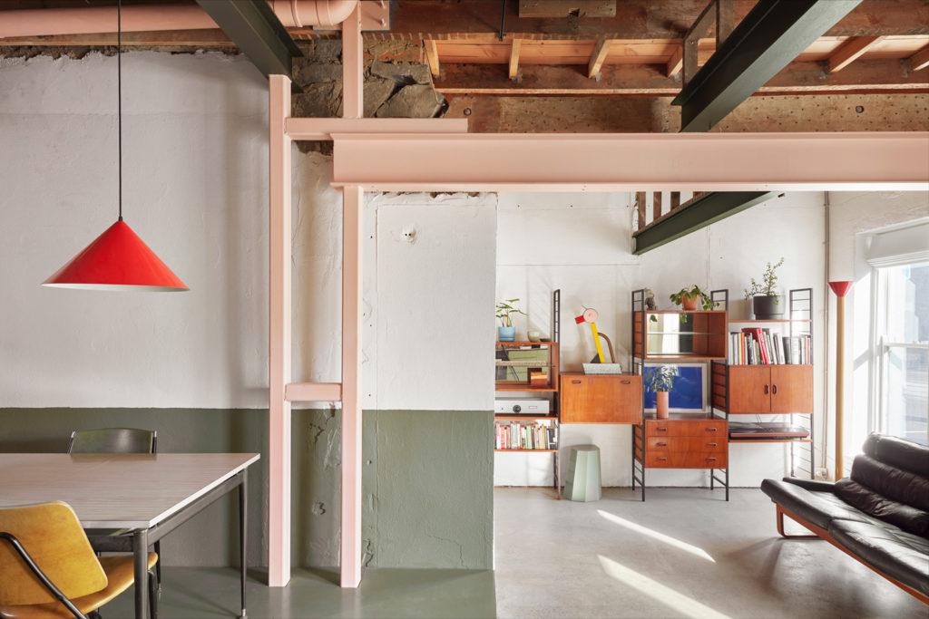 Interior Melbourne Hoa House